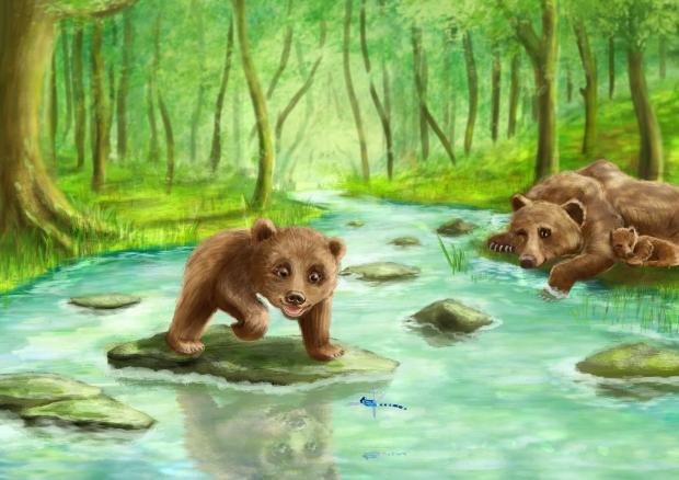 Bears light