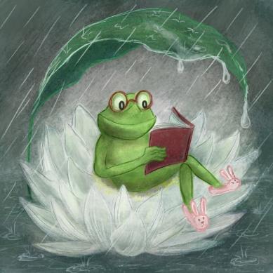 Cosy Rainy Day